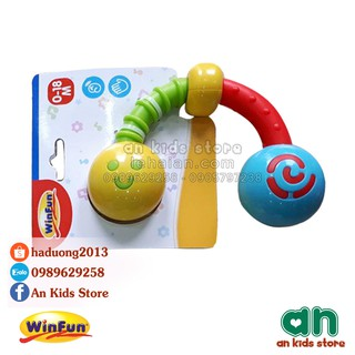 Xúc xắc cầm tay hình chú sâu ngộ nghĩnh WinFun 0184 – Hàng nhập khẩu chính hãng
