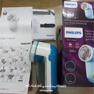 [FREESHIP 99K]_Máy cắt lông xù Philips chính hãng