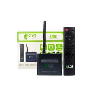 Bộ chuyển đổi âm thanh Kiwi KA08 Bluetooth giải mã 24 bit thumbnail