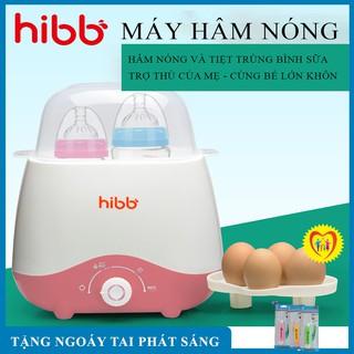 Máy tiệt trùng, hâm sữa, hâm thức ăn dành cho bé,sản phẩm không thể thiếu cho bé thumbnail