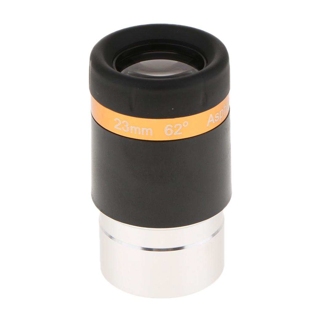"""Ống kính 23mm 62 độ cho kính viễn vọng 1.25"""""""