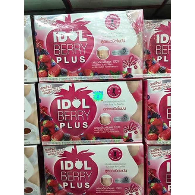 Cafe giảm cân Idol berry Plus vị dâu Thái Lan - 2451042 , 427512057 , 322_427512057 , 110000 , Cafe-giam-can-Idol-berry-Plus-vi-dau-Thai-Lan-322_427512057 , shopee.vn , Cafe giảm cân Idol berry Plus vị dâu Thái Lan