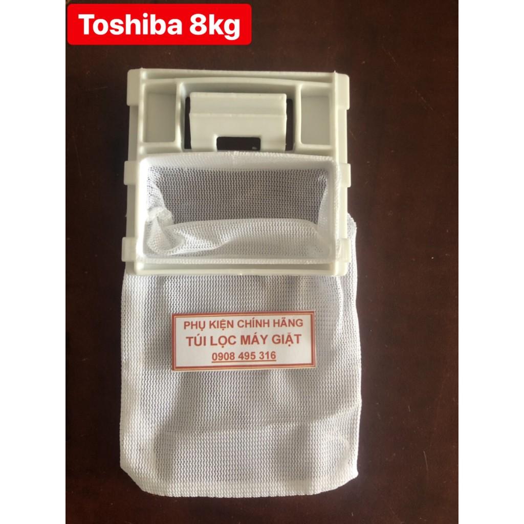 TÚI LỌC MÁY GIẶT TOSHIBA 8kg - HÀNG CHÍNH HÃNG