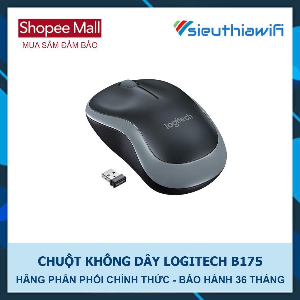 [ FREESHIP ][ Chính Hãng DiGiWORLD ] - Chuột Không Dây LOGITECH B175