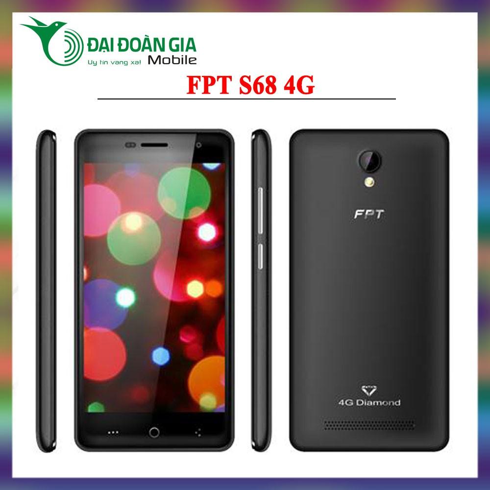 Điện thoại thông minh FPT S68 - Hỗ trợ 4G - Hàng chính hãng - 3445529 , 1270252657 , 322_1270252657 , 1706670 , Dien-thoai-thong-minh-FPT-S68-Ho-tro-4G-Hang-chinh-hang-322_1270252657 , shopee.vn , Điện thoại thông minh FPT S68 - Hỗ trợ 4G - Hàng chính hãng