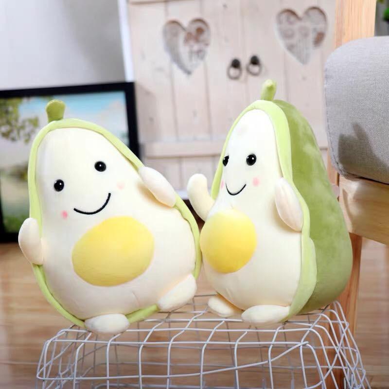 Bơ Bông Nhỏ Siêu Đáng Yêu