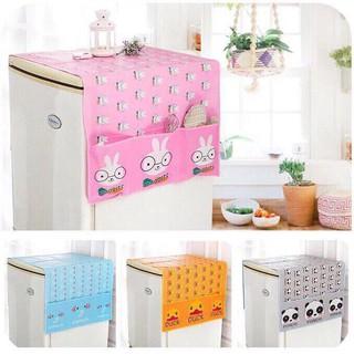 Tấm phủ tủ lạnh chống thấm tiện dụng thumbnail
