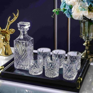 SET BÌNH ĐỰNG NƯỚC LISMORE DIAMOND – Home Decor Furniture