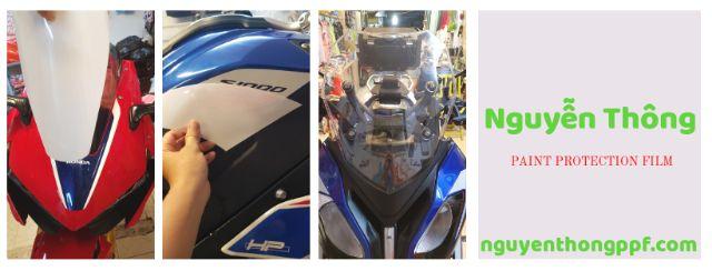 PPF Grande 2019 2020 miếng dán bảo vệ mặt đồng hồ xe Yamaha Grande