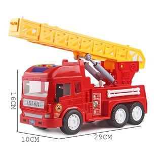 Mô hình xe cứu hỏa xe cứu hỏa đồ chơi ô tô