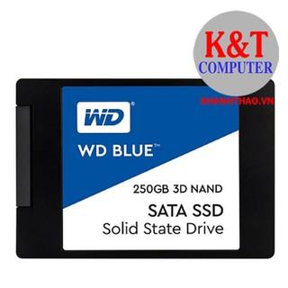 [Mã ELMS05 giảm 5% đơn 300k]Ổ Cứng SSD WD Blue S250G2B0A- Hàng Chính Hãng