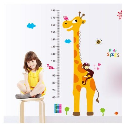 Decal Đo Chiều Cao Kid Sizes - 2424366 , 89659530 , 322_89659530 , 65000 , Decal-Do-Chieu-Cao-Kid-Sizes-322_89659530 , shopee.vn , Decal Đo Chiều Cao Kid Sizes