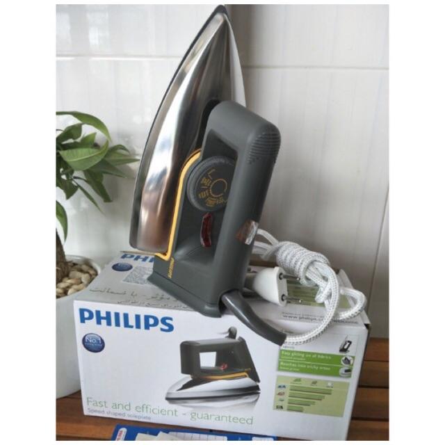 Bàn ủi Philip HD1172 CHÍNH HÃNG(HÌnh thật)