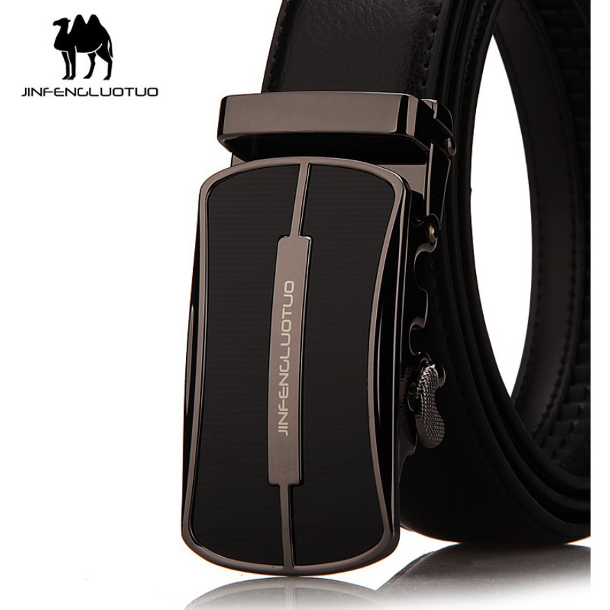 (NEW 2019 Men's Belt) Bảo Hành 1 Năm - Dây Nịt Thắt Lưng Da Bò Thật Cao Cấp AHF0509 - Hàng Nhập Khẩu - Nam Nữ