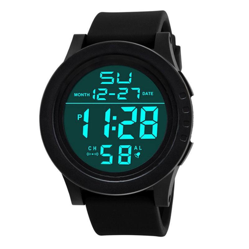 Đồng hồ chống thấm nước kiểu dáng quân đội cá tính cho nam
