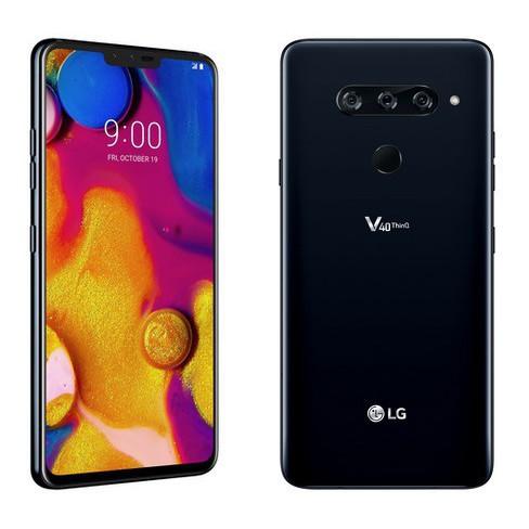 [Xả Kho Giá Sốc] điện thoại LG V40 ThinQ 128G ram 6G mới- Máy Chính Hãng, Snapdragon 845 8 nhân