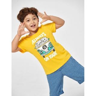 Áo phông bé trai 2TS20S027 Canifa