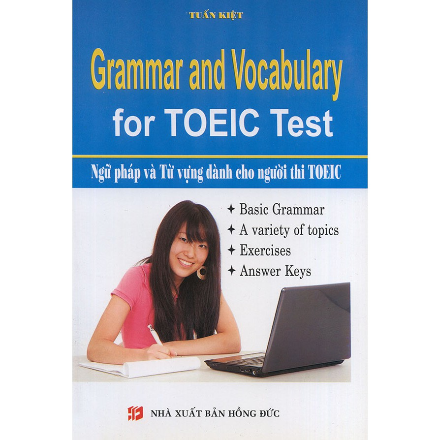 Grammar and Vocabulary for TOEIC Test