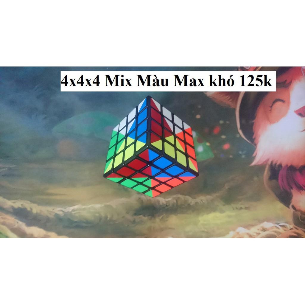 Rubik 4x4x4 Mod Mix Màu