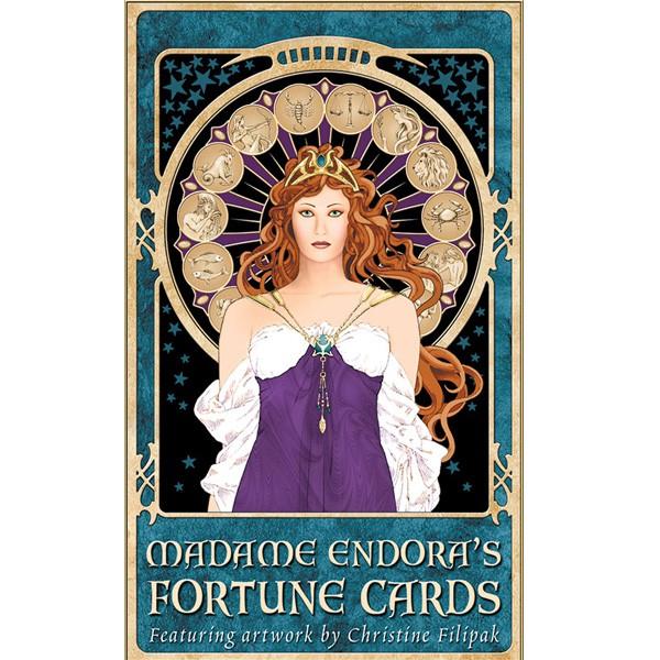 Bài Madame Endora's Fortune Cards (Guu Tarot Shop)