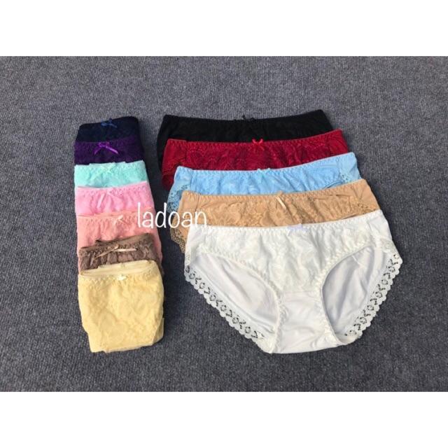 Combo 10 quần cotton phố