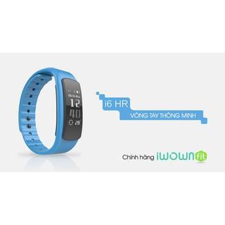 Sale Đồng hồ thông minh,Vòng đeo tay thông minh theo dõi sức khỏe IWOWN I6 HRC,nhỏ gọn,dễ sử dụng tiện lợi