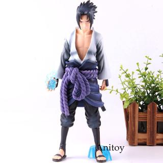 Naruto Shippuden Figure Uchiha Sasuke Grandista Shinobi Action Figure Model Toy