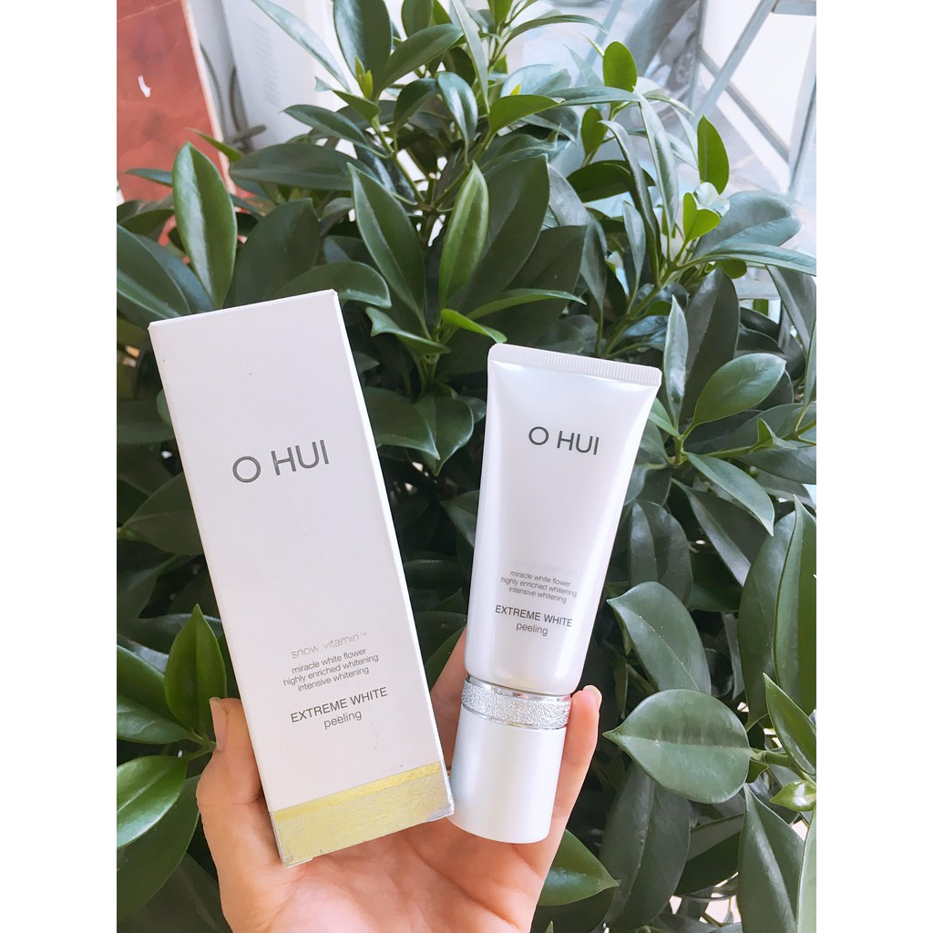 Image result for Ohui Extreme White Peeling