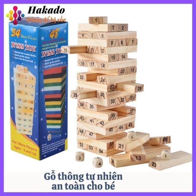 Đô chơi rút gỗ