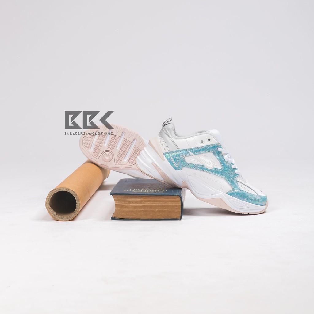 Giày M2K Tekno White blue