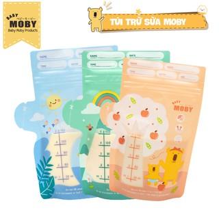 Túi trữ sữa Moby Baby Thái Lan 150ml