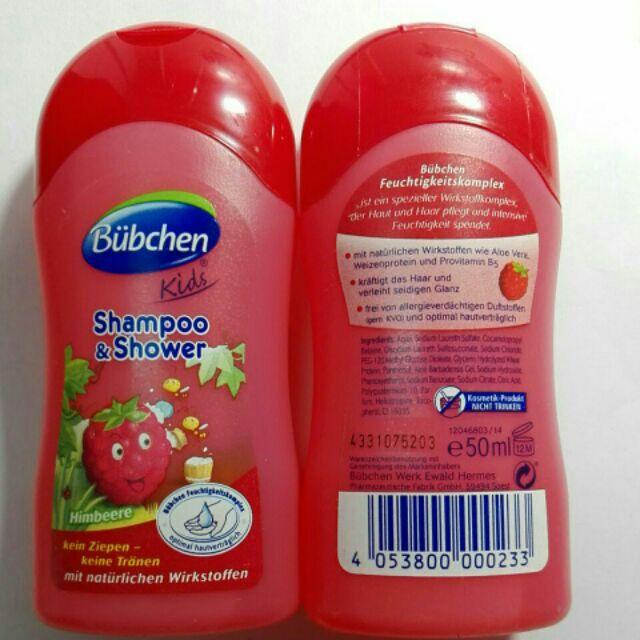 Sữa tắm Bubchen