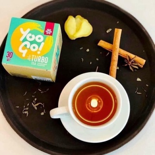 Mẫu mới – Trà Yoo go Turbo Tea Body T Siberian Health 30 túi