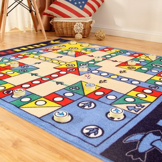 Huiduo flying chess monopoly carpet parent-child game desktop chess game carpet