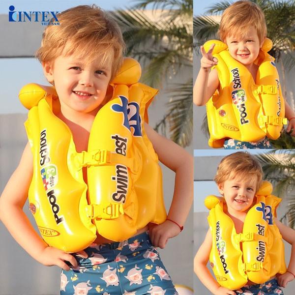 Áo phao bơi INTEX 59661