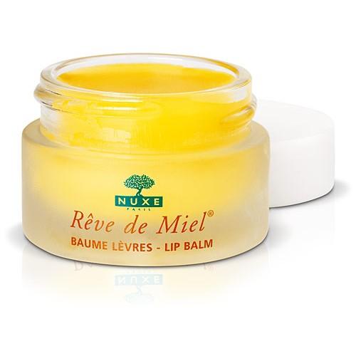 Son dưỡng đặc trị môi khô nứt nẻ Nuxe Reve de Miel lip balm