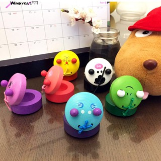 Cartoon Animal Intellectual Music Castanets Clapper Toy Xmas