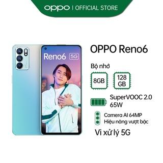 Điện Thoại OPPO RENO6 (8GB 128GB) - Hàng Chính Hãng thumbnail