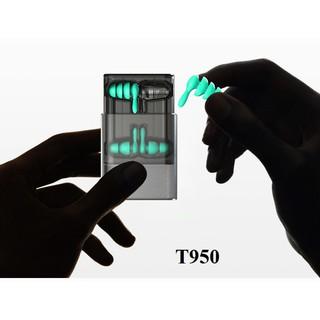 Nút bịt tai chống ồn / chống nước giành cho bơi lội bộ 2 đôi kèm hộp lịch sự T950