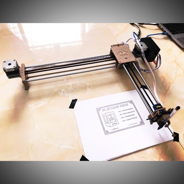 Máy vẽ CNC