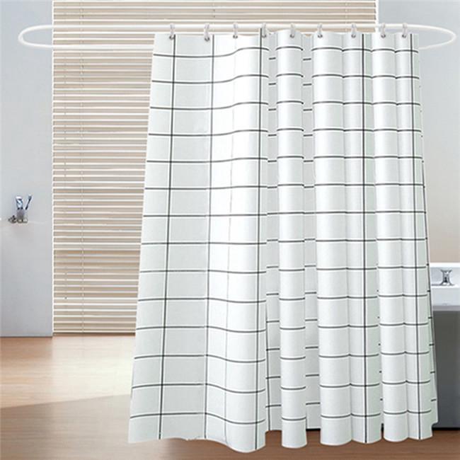 Rèm che bồn tắm chống thấm nước kiểu dáng hiện đại