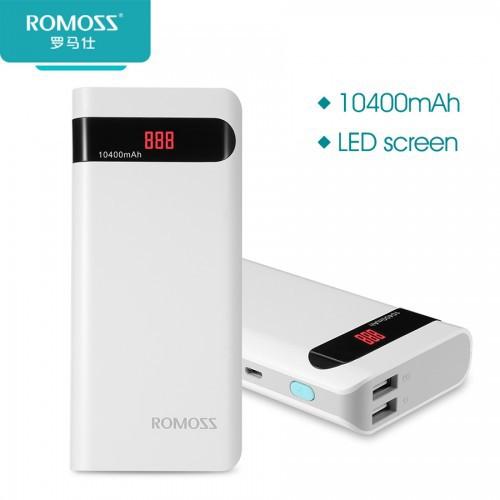 Pin sạc dự phòng Romoss Sense 4P 10400mAh