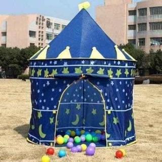 Lều công chúa, hoàng tử kèm 100 quả bóng