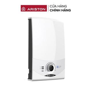 Miễn phí công lắp đặt_Máy nước nóng trực tiếp có bơm Ariston AURES SM35PE SBS VN
