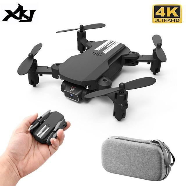 Flycam mini Drone 4K , Flycam giá rẻ, Máy bay điều khiển từ xa mini có camera truyền ảnh về điện thoại