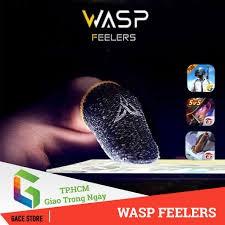 1 Đôi [PHIÊN BẢN 3] Flydigi Wasp Feelers 3   Găng tay chơi game PUBG, Liên quân, chống mồ hôi, cực nhạy