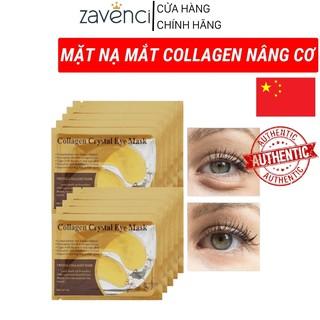 Mặt nạ mắt COLLAGEN Crystal Eyes Mask giảm quầng thâm mắt thumbnail
