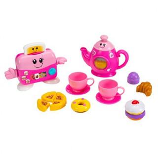 Đồ chơi ấm trà có nhạc màu hồng hiệu Winfun - 0754G thumbnail