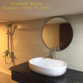 [Giá tại xưởng] Gương Tròn treo tường đa sắc Diamond House Mirror D60 – D50 – D40