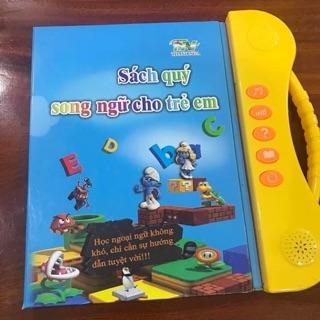 Sách quý song ngữ điện tử